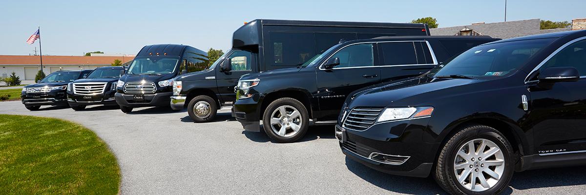 Corporate Limousine Fleet