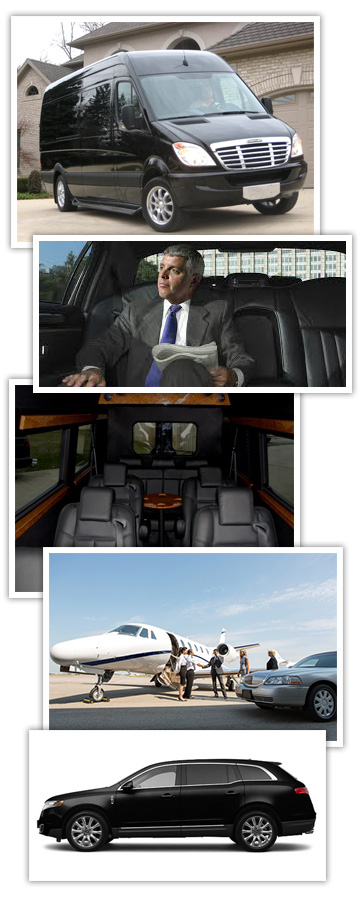 Corporate Transportation by Corporate Limousine